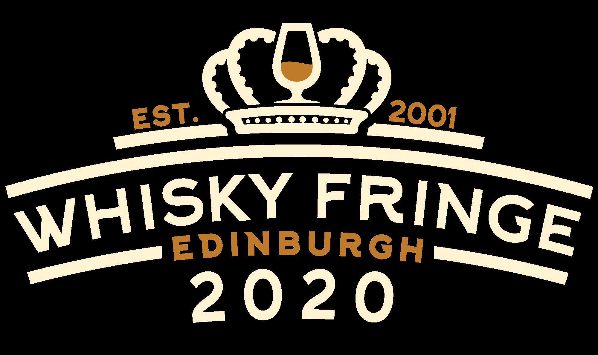 Whisky Fringe 2020 Logo
